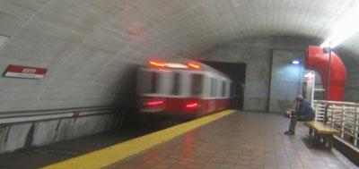 MBTA's Red Line
