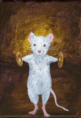 Mouse by Nicole Belanger - nicolebelanger.com