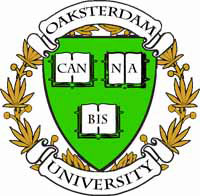 The Oaksterdam Crest