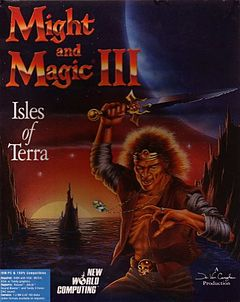 Might & Magic III Isles of Terra