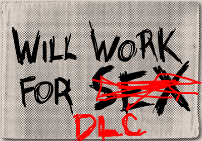 Will work for DLC