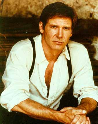 Han Solo's an honorary Amishman.